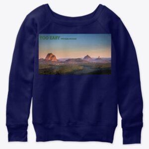 Women Slouchy Sweatshirt